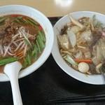 一家 - 台湾味噌ラーメンと中華飯!