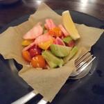 58789505 - 旬野菜のマリネサラダ 2016年11月