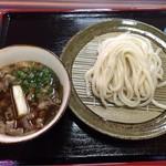 おかや - 料理写真:肉汁つけ麺