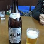 中華料理天鳳 - ビール(中)