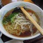 中華料理天鳳 - ラーメン