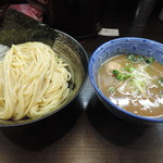 麺屋神 中川會 - 濃厚魚介つけ麺