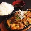 豚キムチ鉄板定食(並)150g