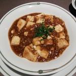 58793262 - 麻婆豆腐。(2016年11月)