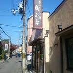 鶴屋寿 - お店の外観