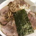 でんでん - 【2016.11.11】チャーシュー麺¥900