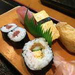 58796920 - 富士屋定食のお寿司