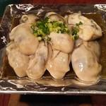 58797961 - 牡蠣の昆布焼き