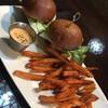 Kona Grill - 料理写真:チビ2個とポテトフライ