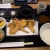 てんぷら祥天 - 料理写真:おまかせ天ぷら定食 980円