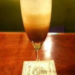珈琲館 くすの樹 - アイリッシュコーヒー