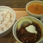 スープストックトーキョー 成田空港店 -