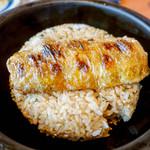 松魚亭 - のどぐろご飯