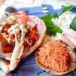 松魚亭 - 香箱蟹