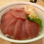 58802719 - まぐろ丼2016/11/14