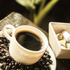 アオイビン&ブルービー - ドリンク写真:当店オリジナルブレンドコーヒー