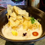 三代目 晴レル屋 - 料理写真:鶏Soba