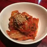 大王膳 - 白菜キムチ
