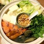 浜焼太郎 - 料理写真:浜焼の「寄せ鍋」