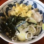 つけ汁家 安曇野 - そば(冷)