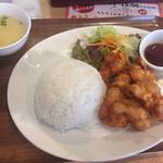 鶏×バル HINAMARU - 薄味でニンニク風味 2016.11