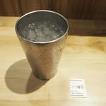 京都 麺屋たけ井 阪急梅田店 - 水がセルフで良かった!4杯くらい飲みました♪