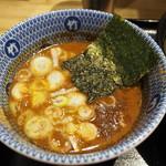 京都 麺屋たけ井 阪急梅田店 - つけ汁