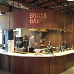 Brass Bar by Barista -