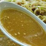 ラーメンショップ - スープのアップ
