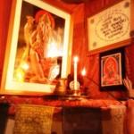 カトマンドゥ - ガネーシャの祭壇