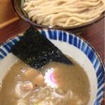 58812390 - 煮番搾りつけ麺 (850円) 中盛 300g