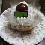 58812792 - 和栗のモンブラン497円(税込)