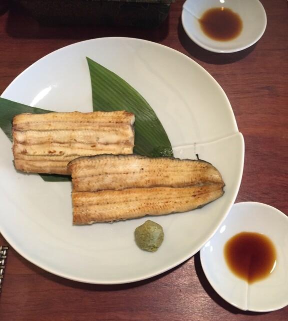 小川菊 - 白焼