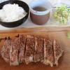 ノース - 料理写真:ステーキ定食