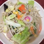満菜 - 野菜タンメン