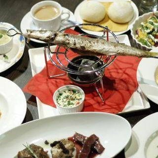佐賀県産食材の佐賀づくしコース