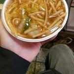 香港点心菜館 - フカヒレ炒飯