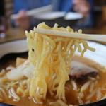 札幌らーめん すずらん - 麺