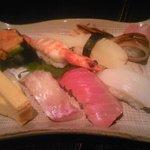 居酒屋けんちゃん - 料理写真:上寿司