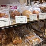 日光金谷ホテル - 売店のパン