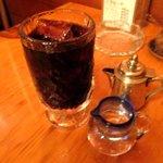 ブレンド - アイスコーヒー!(2016,11/05)
