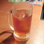 韓国苑 - ウーロン茶(250円・税抜)