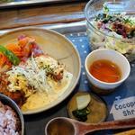 海と畑の台所 Cocopelli Shrimp - 国産鶏肉桜姫のチキン南蛮定食