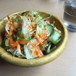 ルクラヒマラヤ - 【ランチ】サラダ付き
