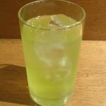 鶏Dining&Bar Goto - お茶(サービス)