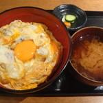鶏Dining&Bar Goto - 東京軍鶏 究極の親子丼