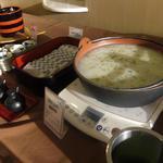 サンペルラ志摩 - アラメ粥...イマイチ