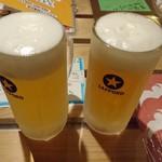 レッドホットチリペッパー - ビール