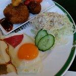 カフェレスト木鶏 - モーニング