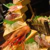 越後一会 十郎 - 料理写真:上り階段の海の幸 二人前